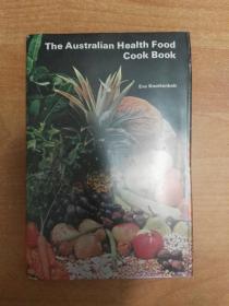英文原版书:The Australian health food cook book 澳大利亚健康食品烹饪手册