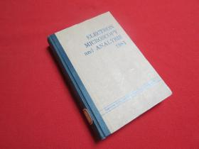 电子显微镜与分析  英文  1981年