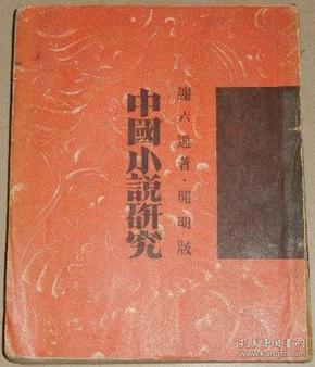 中国小说研究