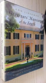 【英文原版】ANN LIBERMAN  Governors Mansions of the South 安利伯曼 南方州长官邸