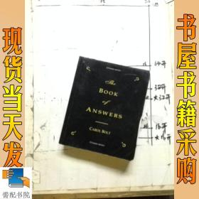THE   BOOK   OF   ANSWERS  中文修订版