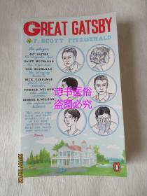 The Great Gatsby(了不起的盖茨比)