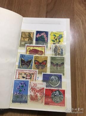 邮票册一本