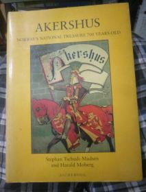 AKERSHUS-NORWAYS NATIONAL TREASURE 700 YEARS OLD