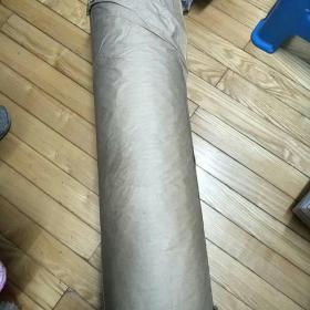 老白纸一卷-宽62.长不详,纸重23斤(长不知道乱写的,纸是新的未开封包装皮有点旧)