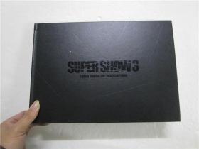 SUPER SHOW3(SUPER JUNIOR THE 3RD ASIA TOUR)超级表演3超级少年第三次亚洲巡回赛 横大16开精装