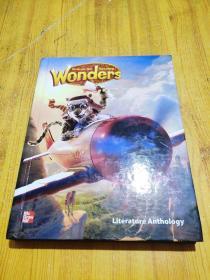 McGraw-Hill Reading Wonders Literature Anthology 4(英文原版 精装 大16开)