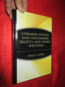 Common Stocks and Uncommon Profits and Other Writings     (小16开,硬精装)     【详见图】