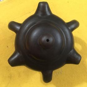 紫砂壶/奇特、方便使用的设计