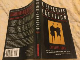 Separate Creation: The Search for the Biological Origins of Sexual Orientation寻找性取向的生物学起源,含图表,九品,孔网唯一