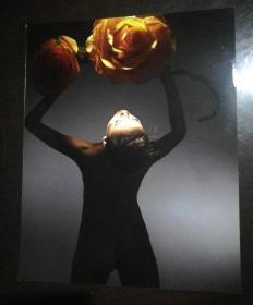 艺术照片:花香入梦