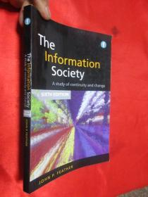The Information Society: A Study of Continuity and Change      【详见图】
