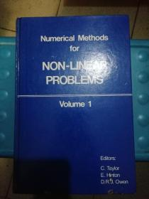 numerical Methods for NON-LINEAR PROBLEMS 【非线性问题的数值方法】