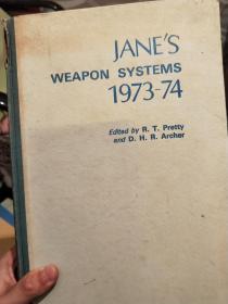 英文影印本:janes weapon systems 1973-74