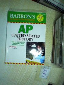 Barrons Ap United States History 9th Edition