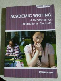 Academic Writing(A Handbook for International Students)