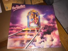 黑胶唱片   the hornettes