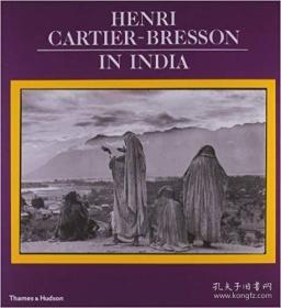 【包邮】2006年 Henri Cartier-bresson In India