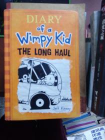 正版特价!Diary of a Wimpy Kid Book 9[小屁孩日记 #9]9781419711893