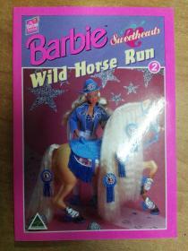 Wild Horse Run (英文版 英文儿童读物)