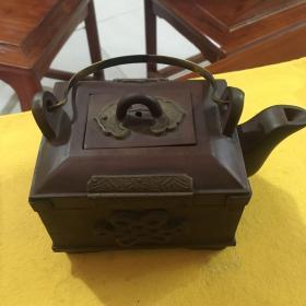 紫砂壶/宝箱式