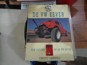 DE VW KEVER ( 大众老爷车  画册)
