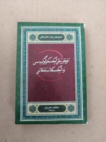 维吾尔语词汇学与研究 维吾尔文