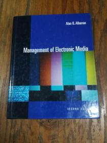 Management of Electronic Media (with InfoTrac)