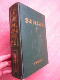 《云南树木图志》上册   16开精装、厚本    图文并茂、 1988年一版一印