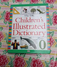 Childrens Illustrated Dictionary 儿童画报词典【品如图避免争论】