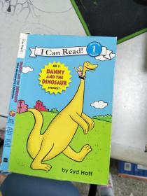 !现货!Danny and the Dinosaur Anniversary Box Set (I Can Read, Level 1)  9780061430831