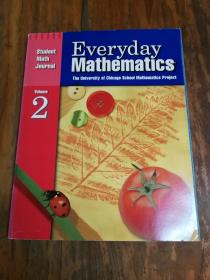 Everyday Mathematics: Student Math Journal, Volume 2