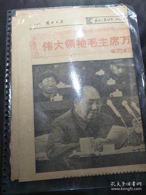 解放日报1969年4月15日