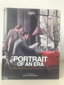 Portrait of an Era 1900-1945: An Illustrated History of Britain 1900-1945年代的肖像:英国的图解历史 29*23.5cm