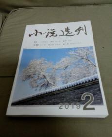 小说选刊2019.2