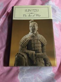 SUN TZU: THE ART OF WAR(小16开硬精装有护封,右侧书口为毛边本)