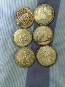 纯银纪念币