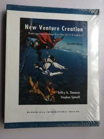 New Venture Creation:Entrepreneurship for the 21st Century【未开封】