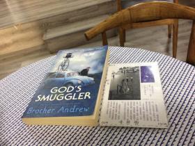 英文原版  gods smuggler :  one mans mission : to change the world  上帝的走私者:一个人的使命:改变世界 【存于溪木素年书店】