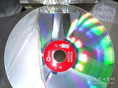 白胶大碟片 MIRROR (无盒有护膜)029