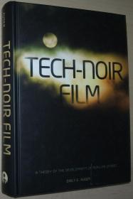 ★英文原版书 Tech-Noir Film A Theory of the Development of Popular Genres