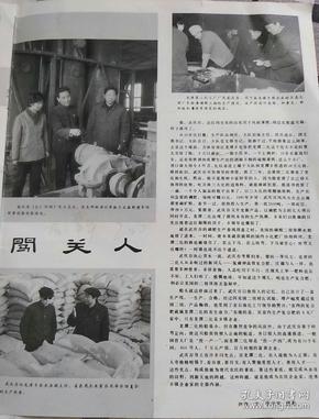 山东省龙潭乡化肥厂武庆存事迹资料