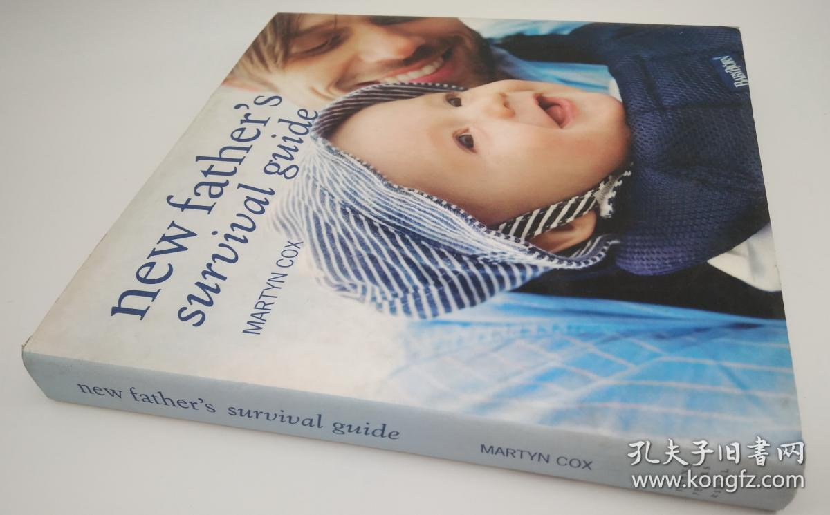 New Father's Survival Guide新爸爸生存手册