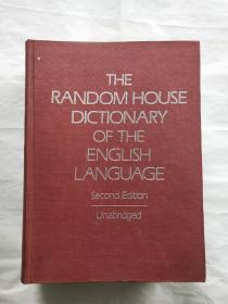 THE RANDOMHOUSE DICTIONARY OF THE ENGLISH LANGUAGE