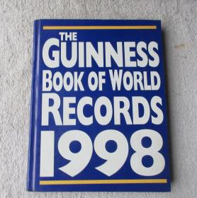 The Guinness book of world records 1998