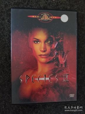 怪兽片经典系列之未知生物:异种2/SpeciesⅡ1998美国娜塔莎·亨斯屈奇