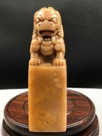 旧藏寿山石印章101467