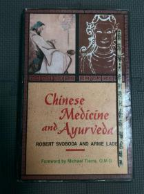 chinese medicine and aynrveda  中医与佛陀 英文原版
