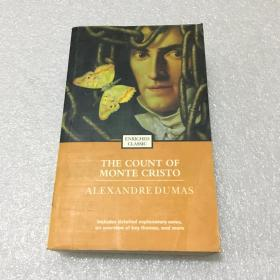 THE COUNT OF MONTE CRISTO(基督山伯爵_英文小说)