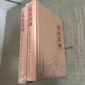 见证滨州(庆祝改革开放四十周年) 上下卷 十品未开封